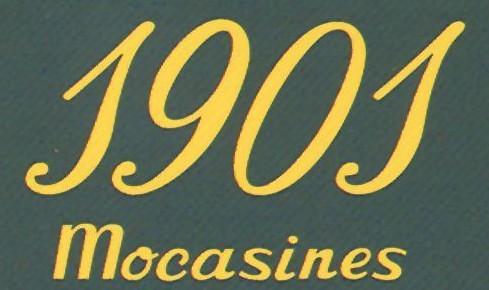 1901 Mocasines